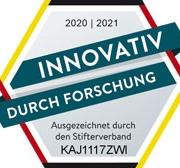 Innovativ durch Forschung - Siegel