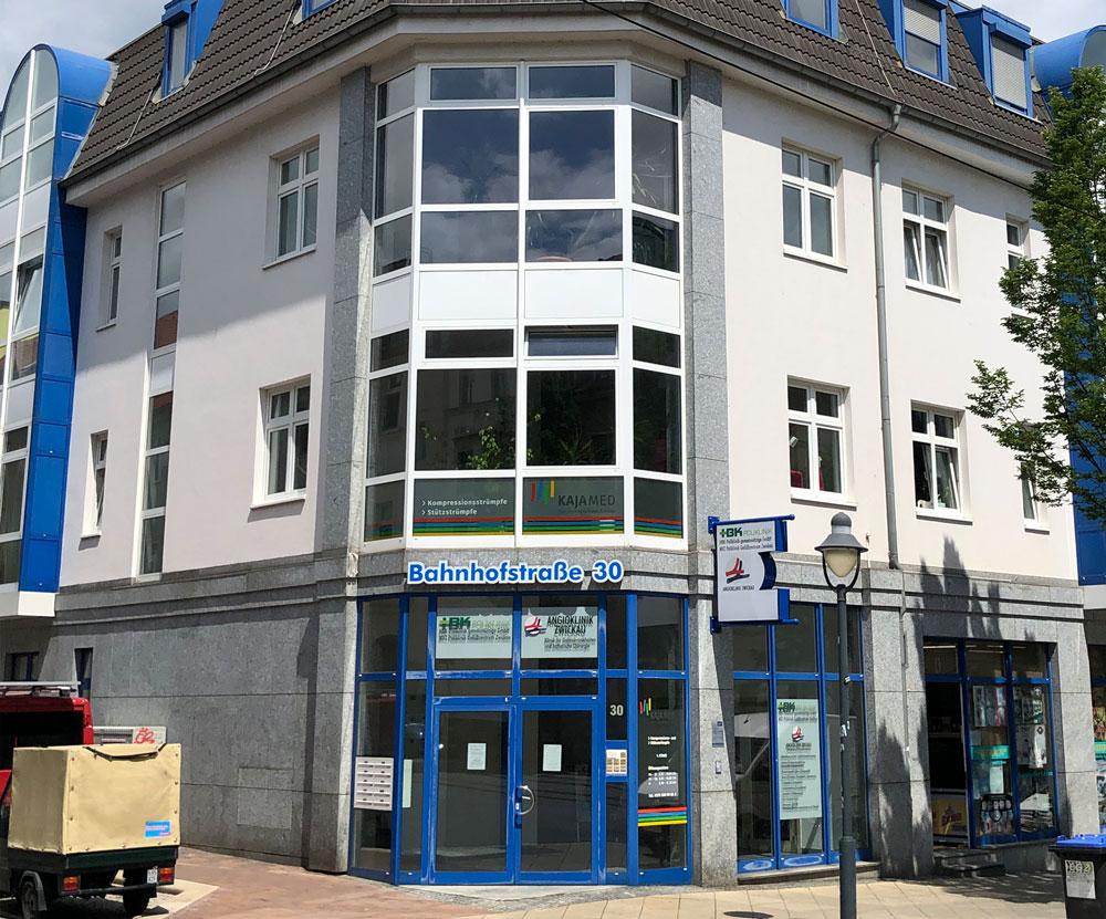 Filiale Zwickau
