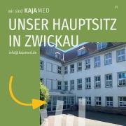 Kajamed Hauptsitz Zwickau