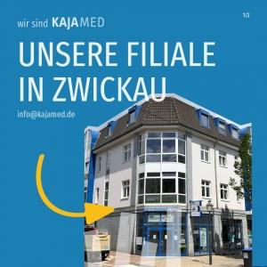 Kajamed Filiale Zwickau Bahnhofstraße