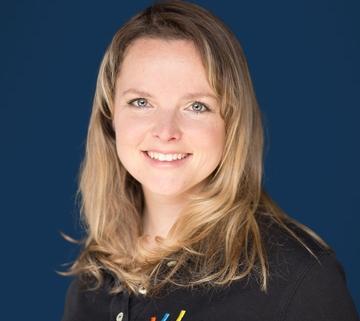 Sophie Flieger, Spezialistin für Kompressionstherapie