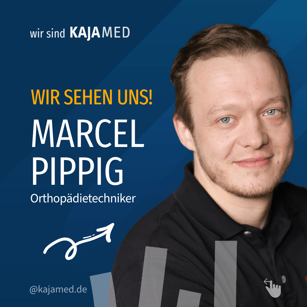 Marcel Pippig, Orthopädietechniker
