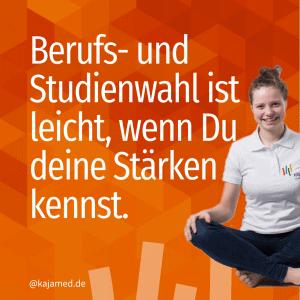 Berufs- und Studienwahl ist leicht, wenn du deine Stärken kennst.